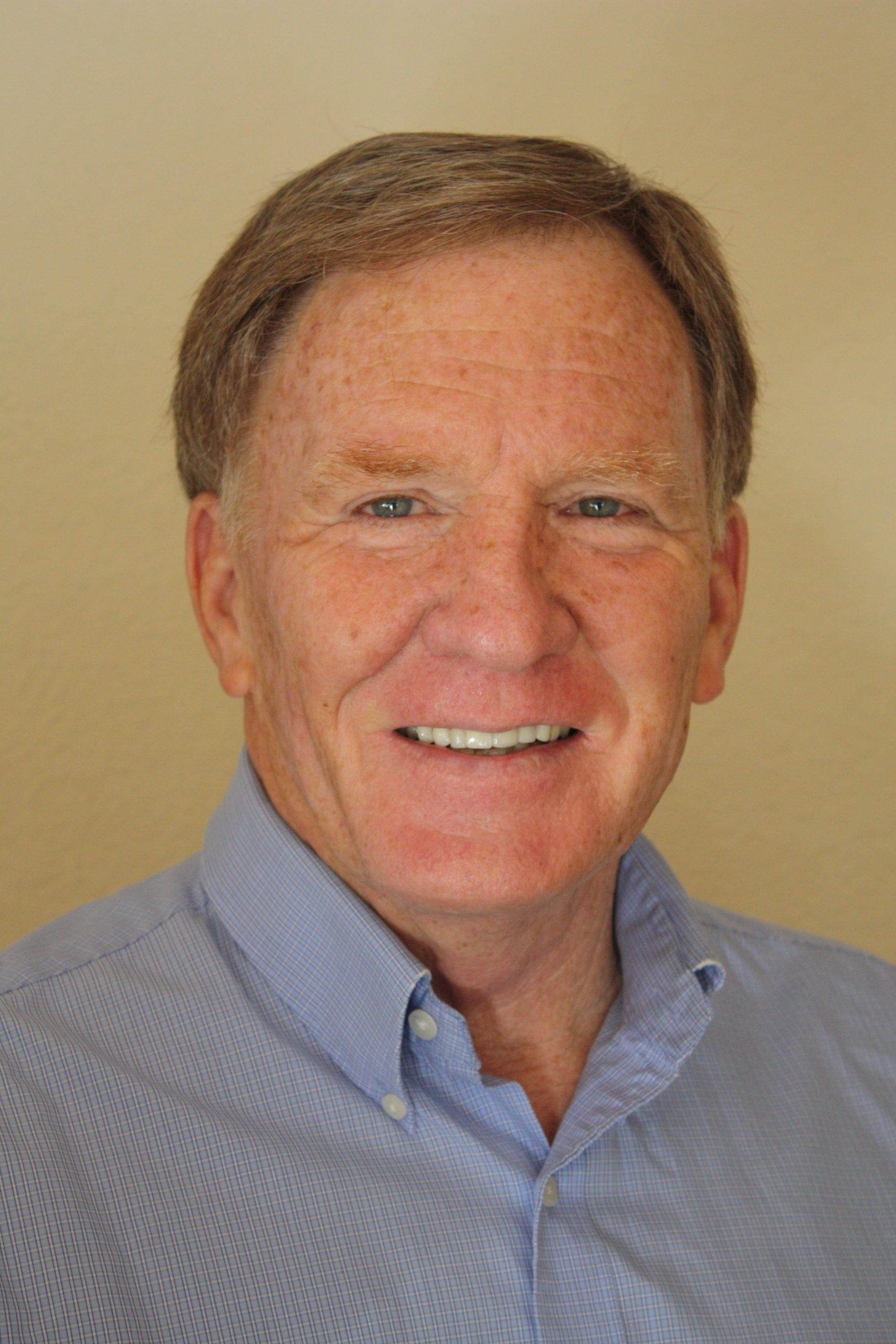 Full color Headshot of Christian Gibbons, founder of the National Center for Economic Gardening