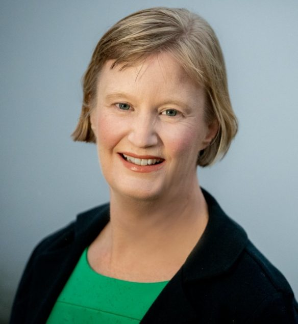 Full color Headshot of Dr. Jacqueline Ashmore, Boston University